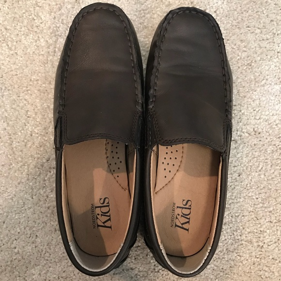 0dcea6e76f3 Boys Nordstrom Kids Brown loafers